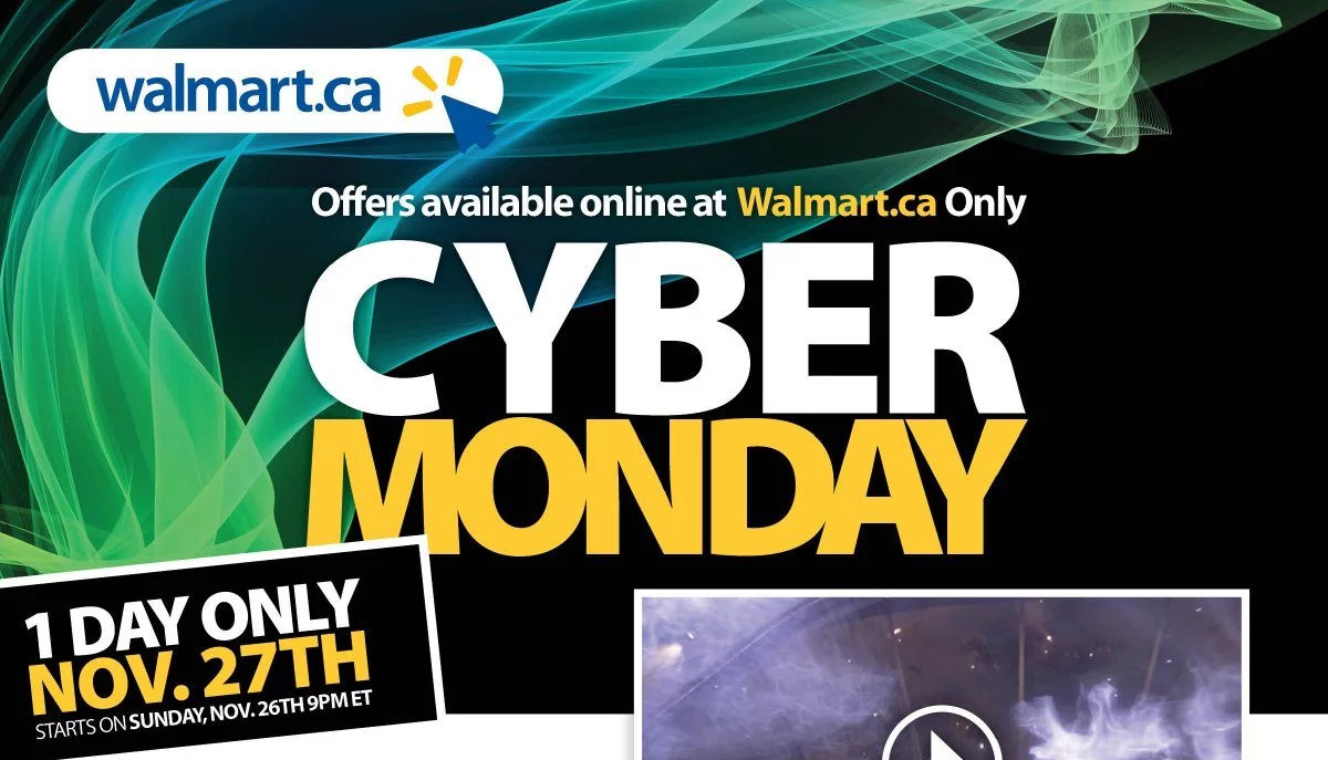 Walmart Cyber Monday means free shipping on all orders over $ So I am sure you will be able to spend $50 during this sale at Walmart Canada, but if not there are two other free options. So I am sure you will be able to spend $50 during this sale at Walmart Canada, .