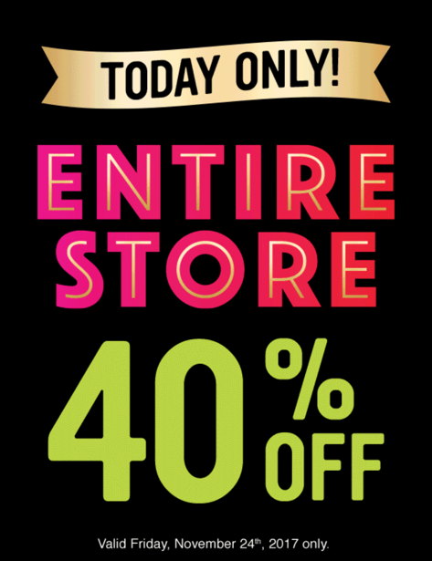 3f247c117 Bath   Body Works Canada Black Friday Sale  Save 40% Off Anything    Everything In-Store + More Deals!