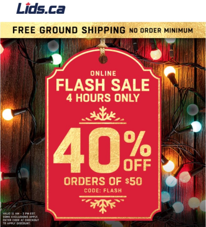 Free shipping has been available at dopefurien.ga for 20 of the last 30 days. Lids has offered a sitewide coupon (good for all transactions) for 30 of the last 30 days. As coupon experts in business since , the best coupon we have seen at dopefurien.ga was for 40% off in November of