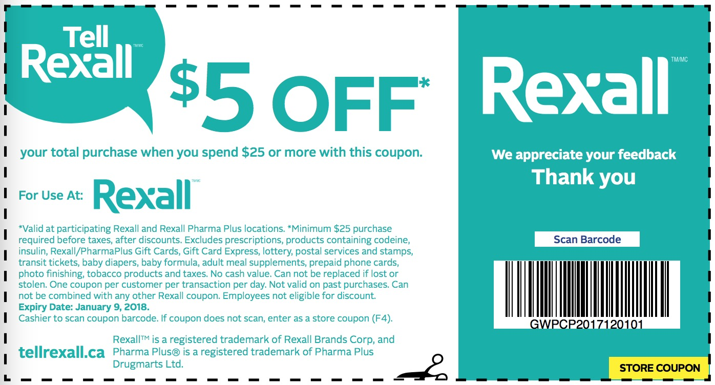 Free coupons sites canada