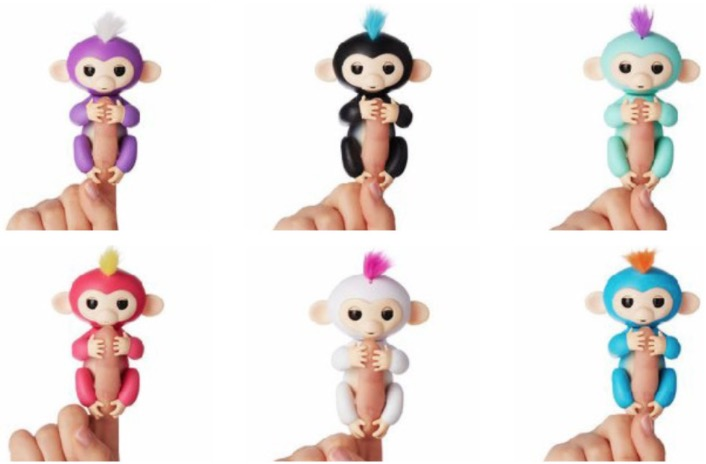 Walmart Canada Holiday Deals Get Fingerlings WowWee Baby Monkey For 1948
