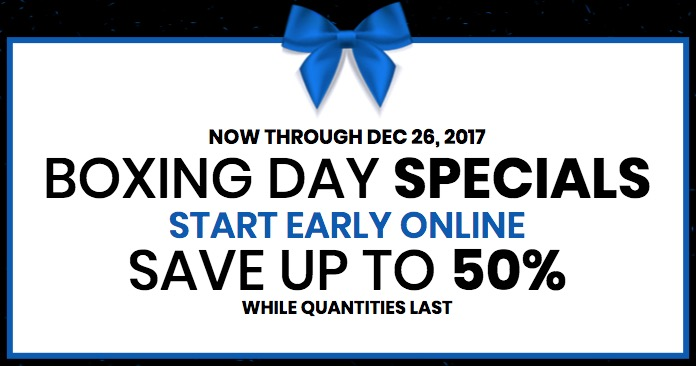 829eb0818c Lowe s Canada Boxing Day Online Sale 2017 is LIVE now through December 26