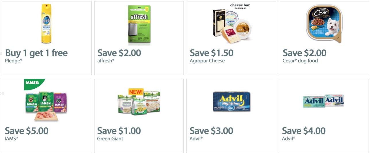 895e2798cfe Walmart Canada Coupons: But 1 get 1 FREE on Pledge, $5.00 on IAMS Pet Food  & More Coupons