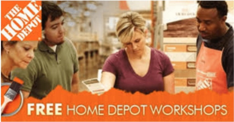 The Home Depot Canada FREE Workshops for You:How to Install Drywall