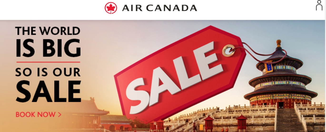 Air Canada Flights/Tickets Seat Sale: Save an Extra 15% Off to Any on temple tx newspaper, temple dog shelter, temple animal shelter, temple lake park address, temple wildcats football,