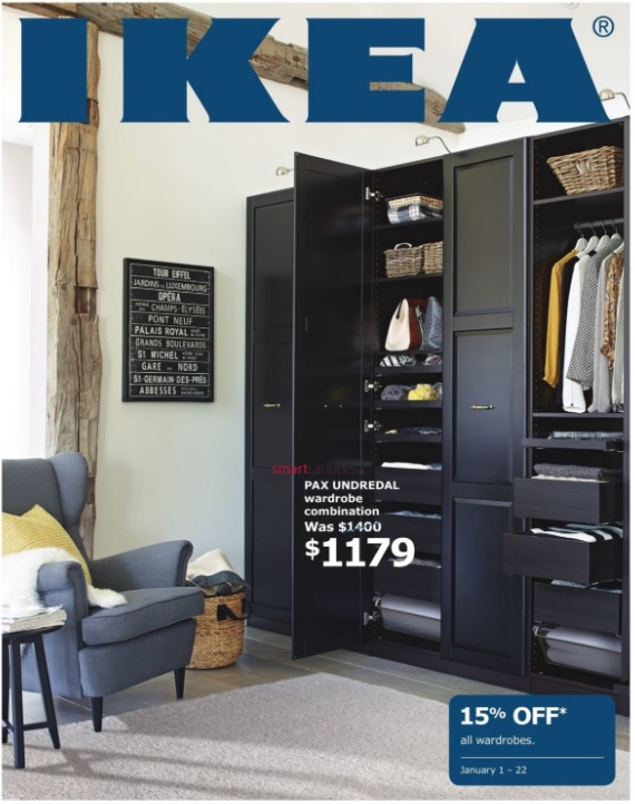 Ikea canada sale save 15 off all wardrobes canadian Ikea kitchen sale event