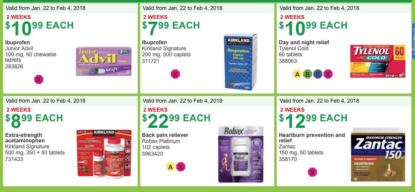 Costco coupons february 2018 canada