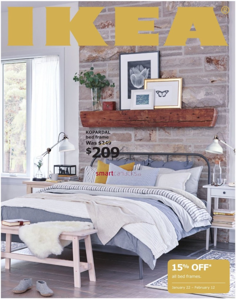 IKEA Canada Bedroom Sale Event: Save 15% Off All Bed Frames