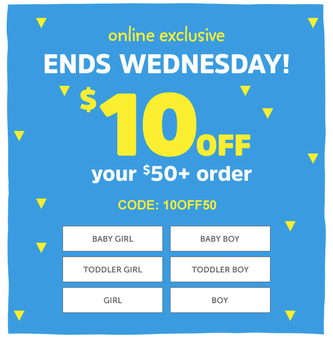 Carters clothing canada coupons