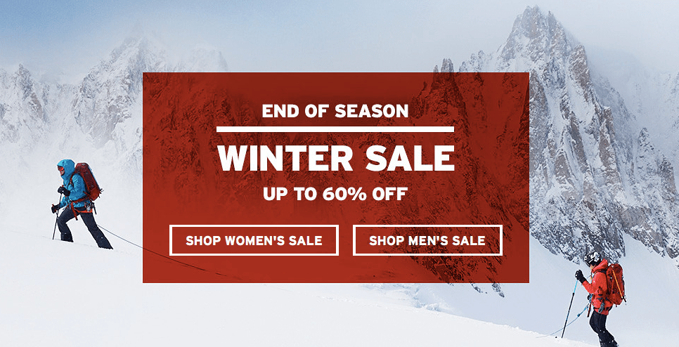 871e42739febd Eddie Bauer Canada is offering you the End of Season Winter Sale. Right  now, you can save up to 60% off on women's and men's selected styles, ...