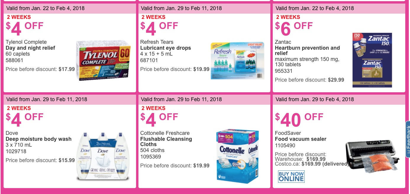 Columbia coupon january 2018