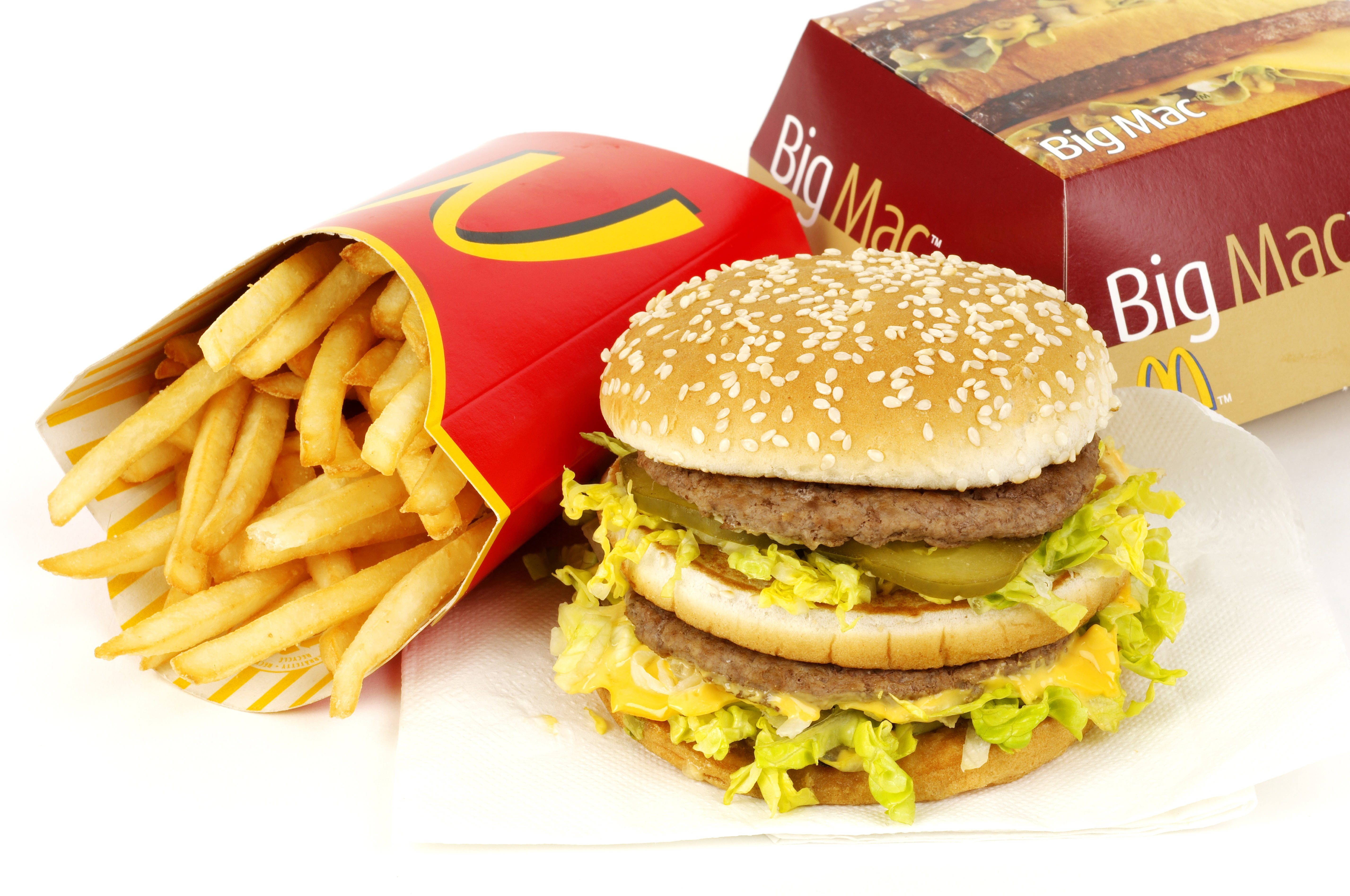 1 big mac - photo #10