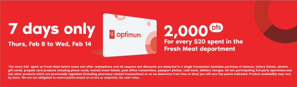 PC Optimum Review - Earning Points at Grocery Stores