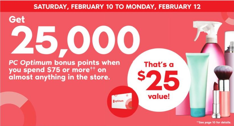 PC Optimum Review - Earning Points at Shoppers Drug Mart