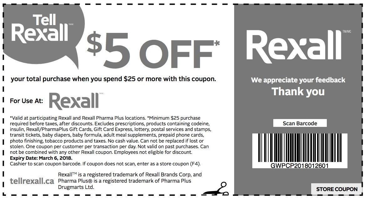 Discount coupons for drugstore com