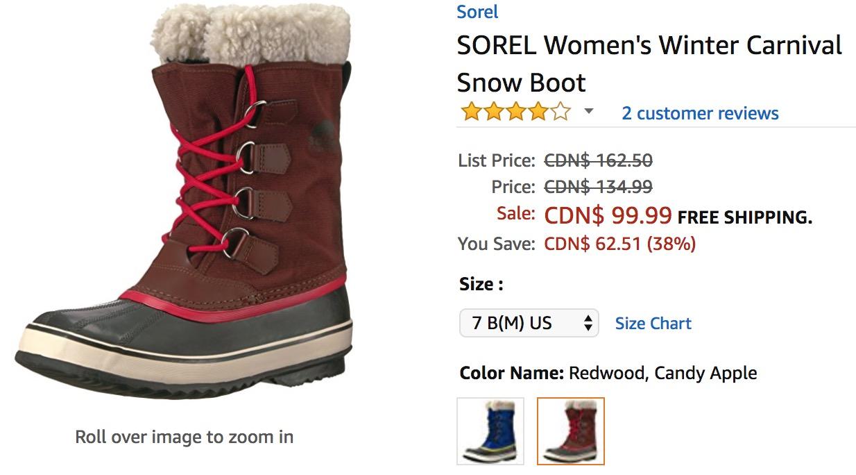 Snow sport deals amazon