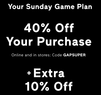 Gap canada coupon february 2018