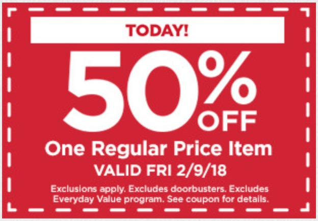 Michaels coupon canada 2018