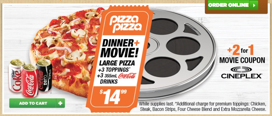 Movie coupons canada