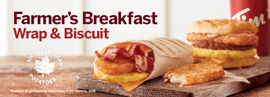 Details: Get a free Tim Hortons product every weekend for CIBC Tim Hortons Double Double Visa Cardholder. Limit one coupon per Guest per visit and whose name .