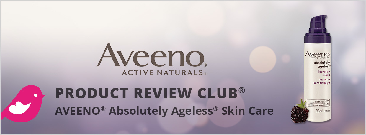 Aveeno Absolutely Ageless ChickAdvisor