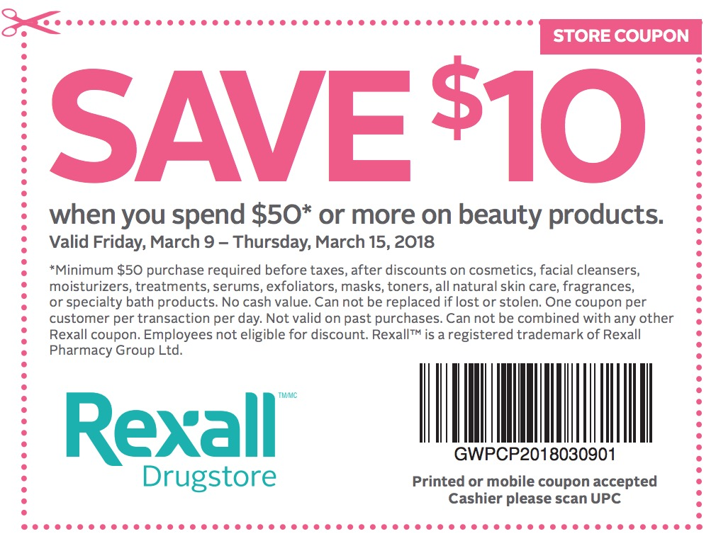Drugstore coupon codes