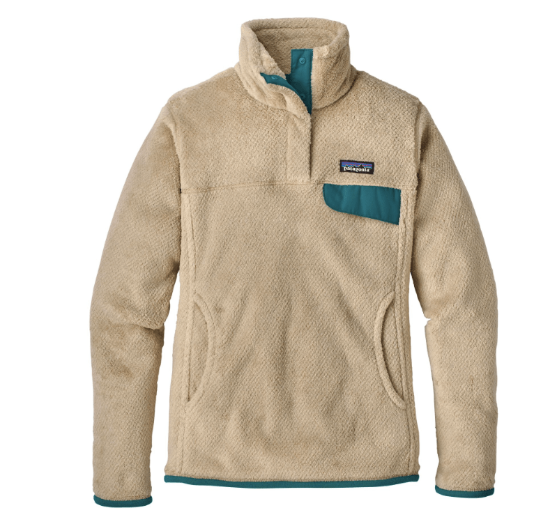 Patagonia is a California-based label that designs great clothing for the great outdoors. Looking to keep warm in a jacket, down sweater, vest, or fleece? Patagonia will outfit you to brave mother earth in style.