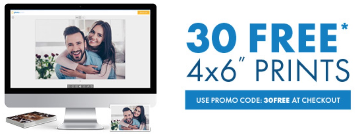 Walmart Photo Centre Canada offer: Get 30 FREE 4×6″ Prints