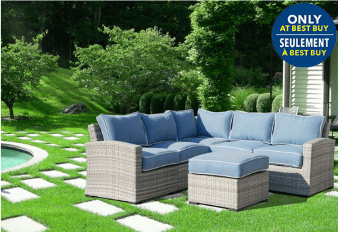 Best buy canada exclusive promo code deal save an for Best buy patio furniture