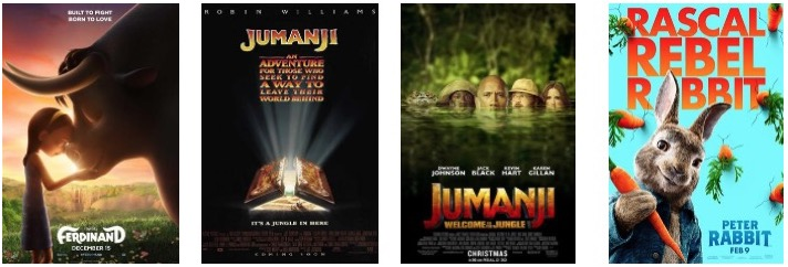 Cineplex Family New Movies Schedule For May & June, Watch a Film for Only jpg.99