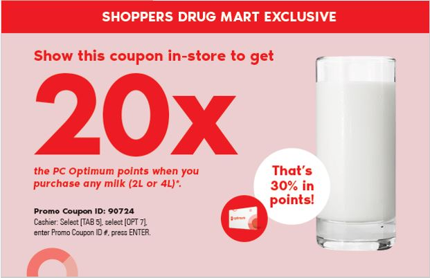 Shoppers Drug Mart Flyer: Up to 60, Bonus PC Optimum Points with Purchase, Amazon Fire 8