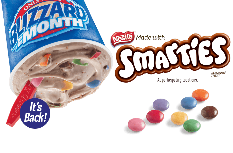 Get Blizzard ® of the Month announcements, DQ ® promotions and news delivered right to your inbox.