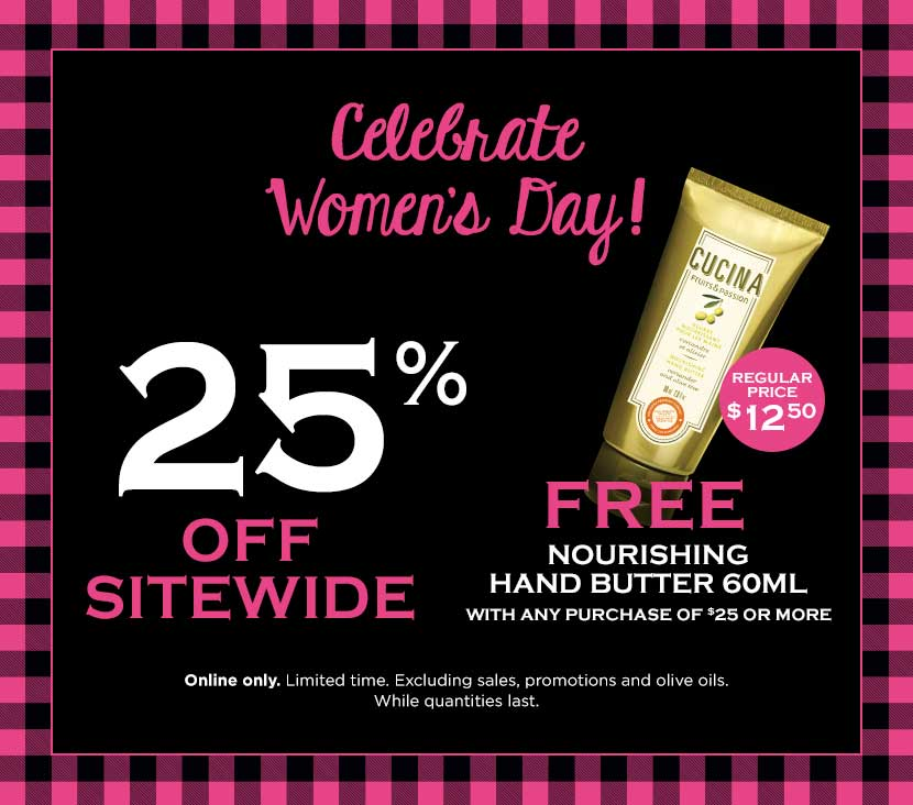 7df0129933b2 Fruits   Passion Canada is celebrating Women s Day with an online deal  where you save 25% off sitewide! Also