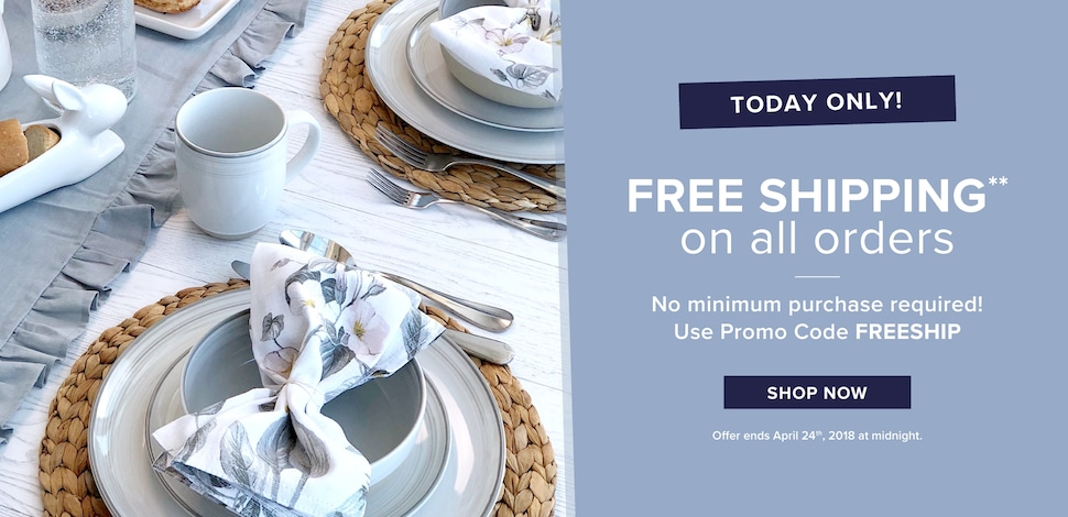Linen Chest Canada Deals: FREE Shipping On All Orders Today Only + Up to 70% Off Clearance Sale