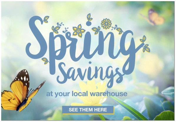 Spring coupons canada 2018