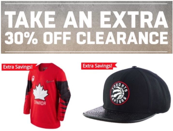 6f172015 Love the NBA? Love the NHL? Well, today is your day. Shop now and Lids  Canada and Save an EXTRA 30% off NBA & NHL clearance hats, apparel and  novelties.