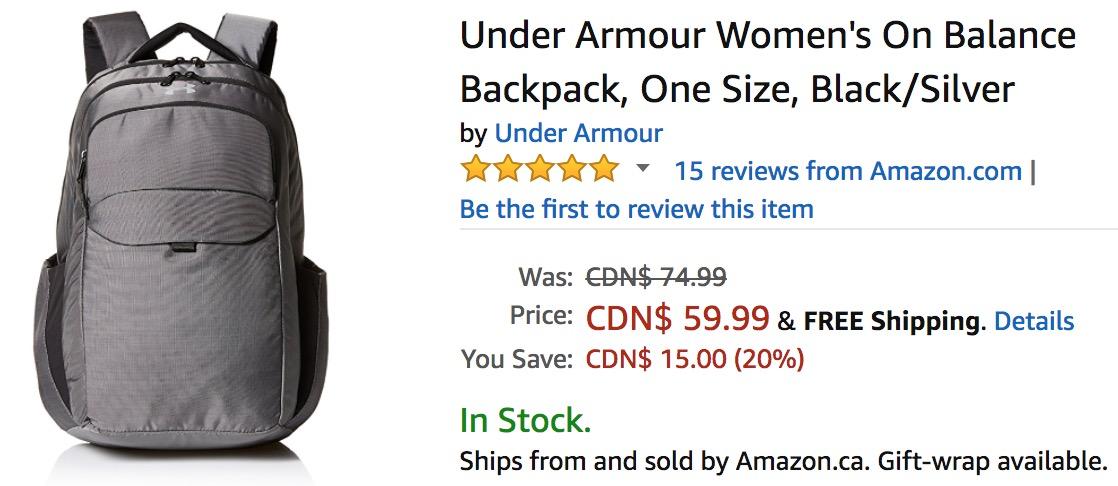 fae2df60258d Amazon Canada Deals  Save 53% on Coleman 48 Quart Performance Cooler ...