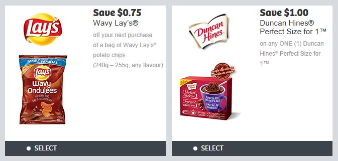 graphic regarding Duncan Hines Coupons Printable identified as WebSaver Canada Discount codes: Conserve upon Duncan Hines and Lays