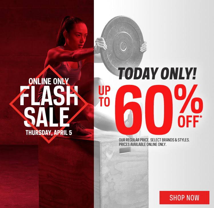Sport Chek Canada Flash Sale: Save Up to 60% Off + FREE Shipping Today Only