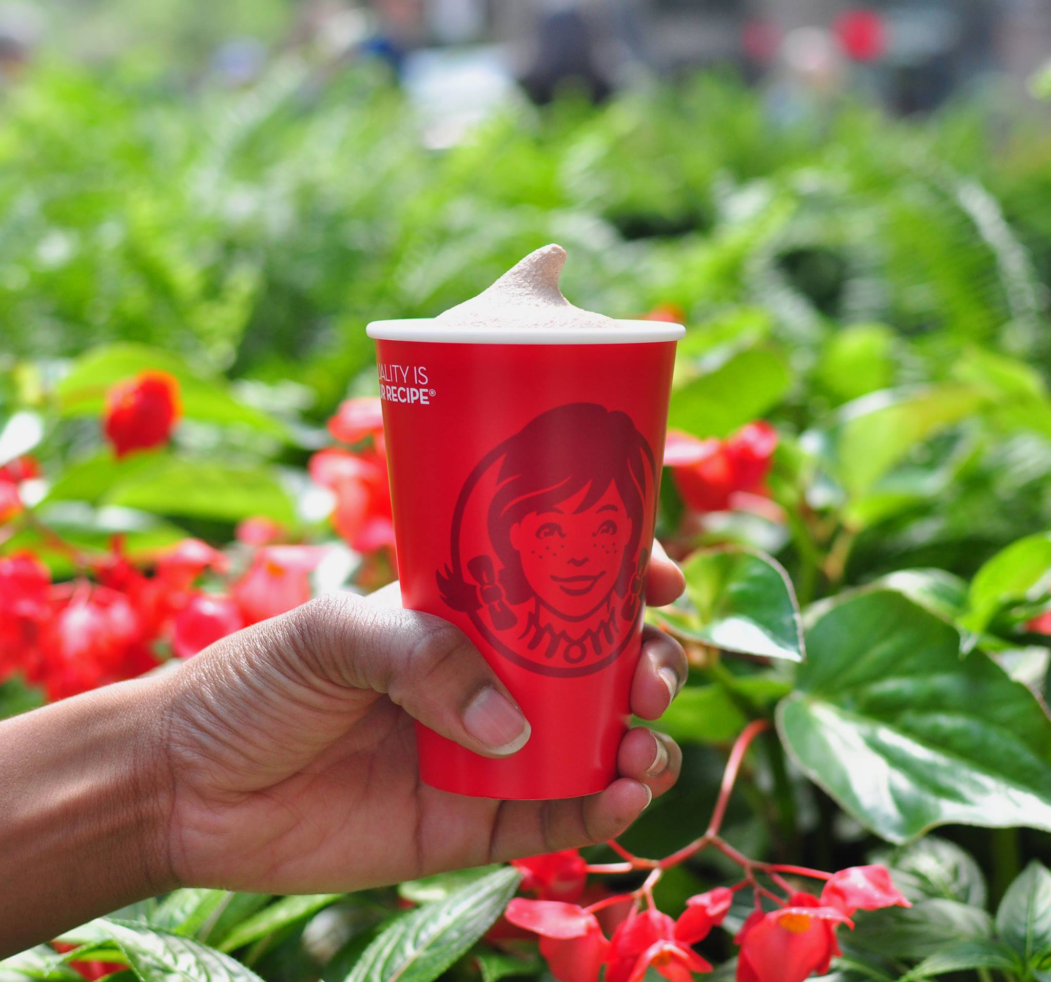 Heres A Cool Deal From Wendys Canada Right Now Small Frosty Is Just 99 So Grab Spoon Or Some Fries And Chill Out Remember