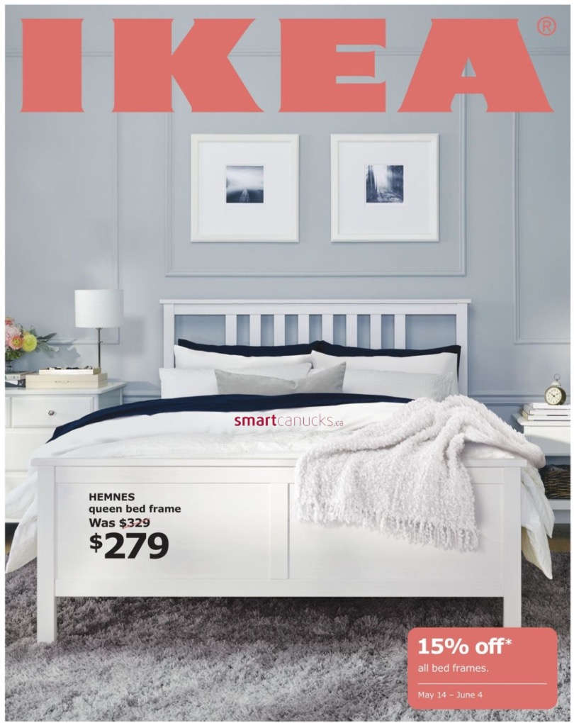 IKEA Canada Bedroom Sale Event: Save 10% Off All Bed Frames