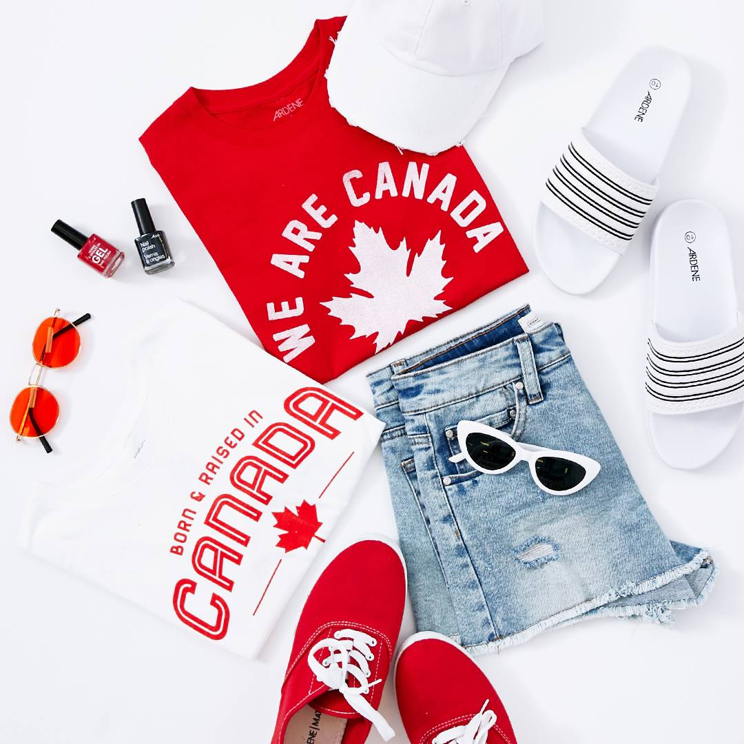 d04dd7aeeab Ardene Canada is celebrating Canada Day with a spectacular sale! Today you  can save 50% off sitewide! You will also receive free shipping on $20.