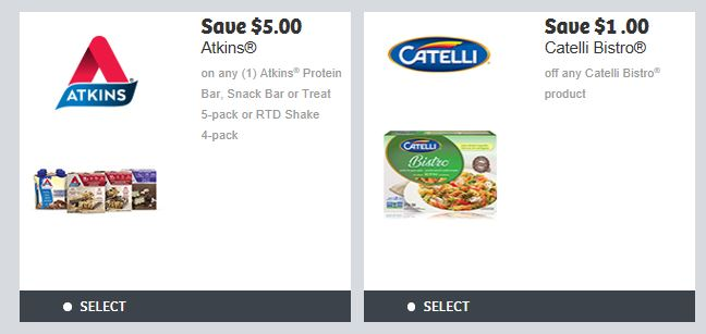 image about Atkins Printable Coupons known as WebSaver Canada Discount coupons: Preserve Upon Atkins Products and solutions Catelli