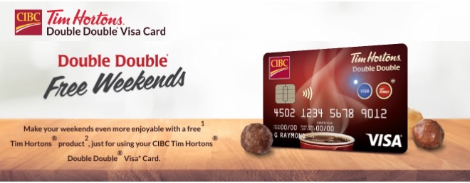 how to cancel cibc tim hortons double double visa card