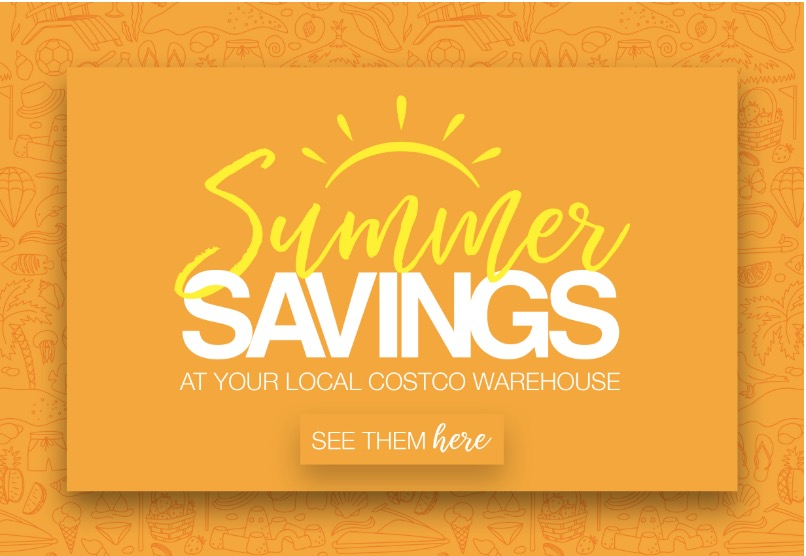 3e67196676 Costco Canada Summer Savings Weekly Coupons Flyers for  Ontario