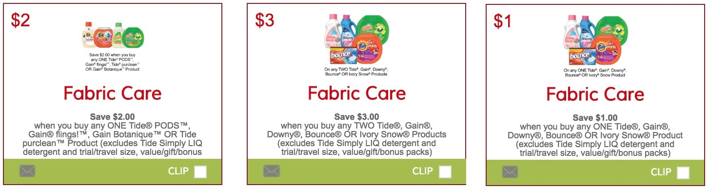 graphic regarding Gain Printable Coupons known as Canadian Coupon codes: Help you save $6.00 Upon Tide, Income, Downy, Soar or