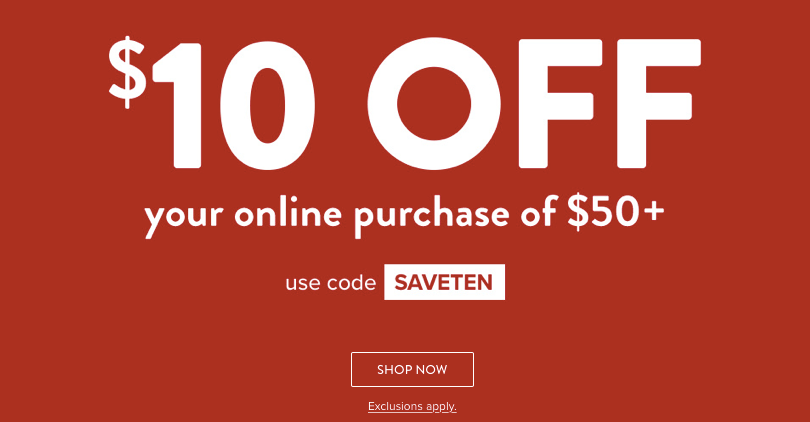 Famous Footwear Canada Sale: Save $10