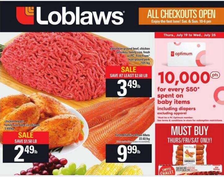 b0ecfbedc6 Loblaws Ontario  Get 10