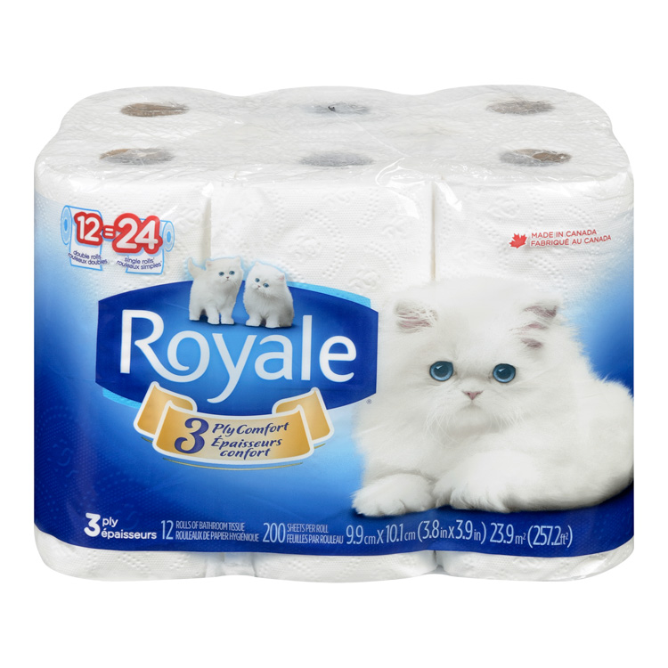 There Are A Couple Of Hidden Printable Coupons For Royale Bathroom Tissue Out At The Moment Combine These With Sale Prices To Make Sure You