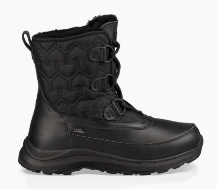 These UGG Women's Lachlan Snow Boots are on sale for only $149 (originally $300) as part of the 50% off clearance deal. You save $151!